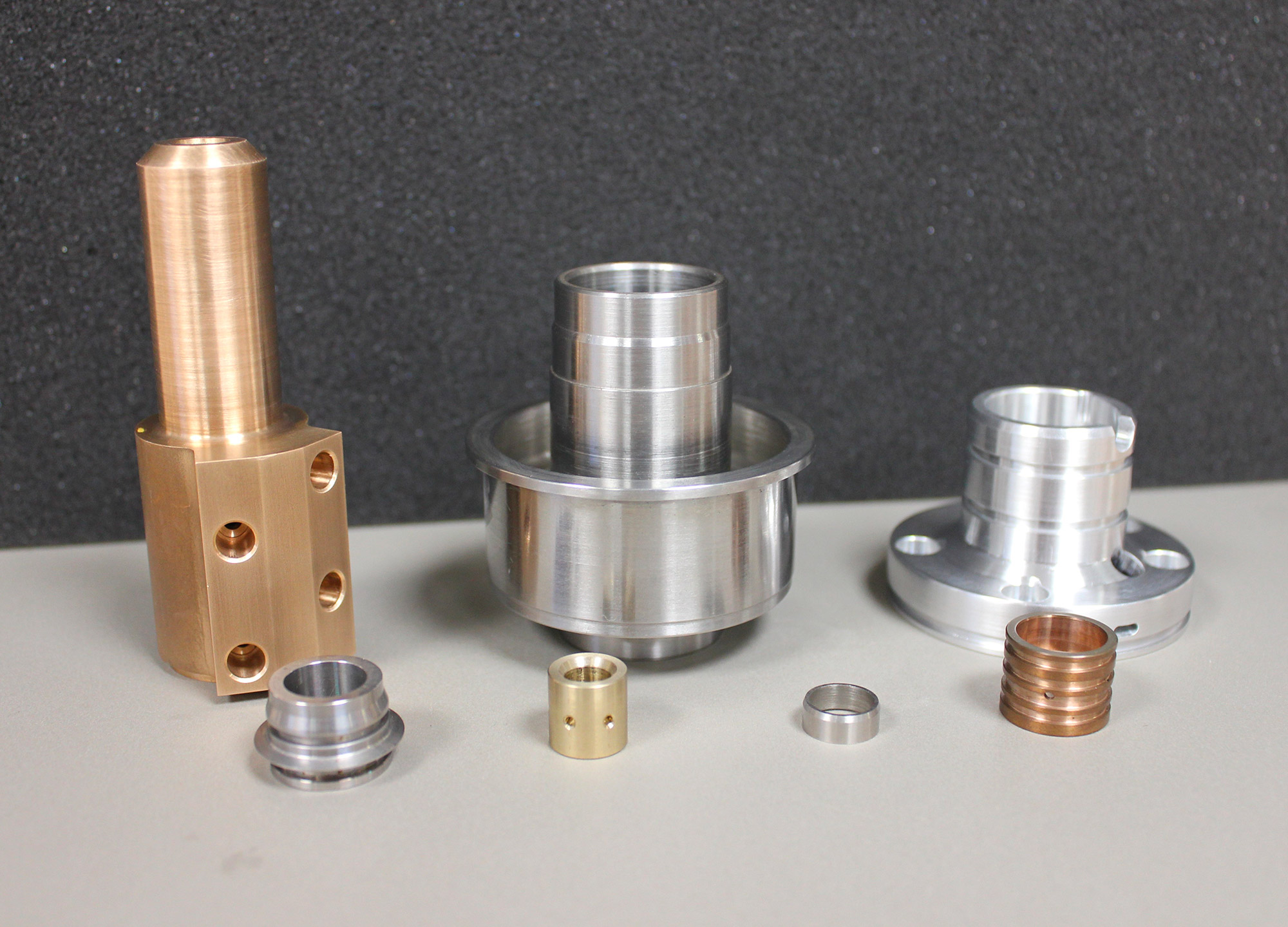 CNC-turning-cylindrical-grinding-motorsport-component