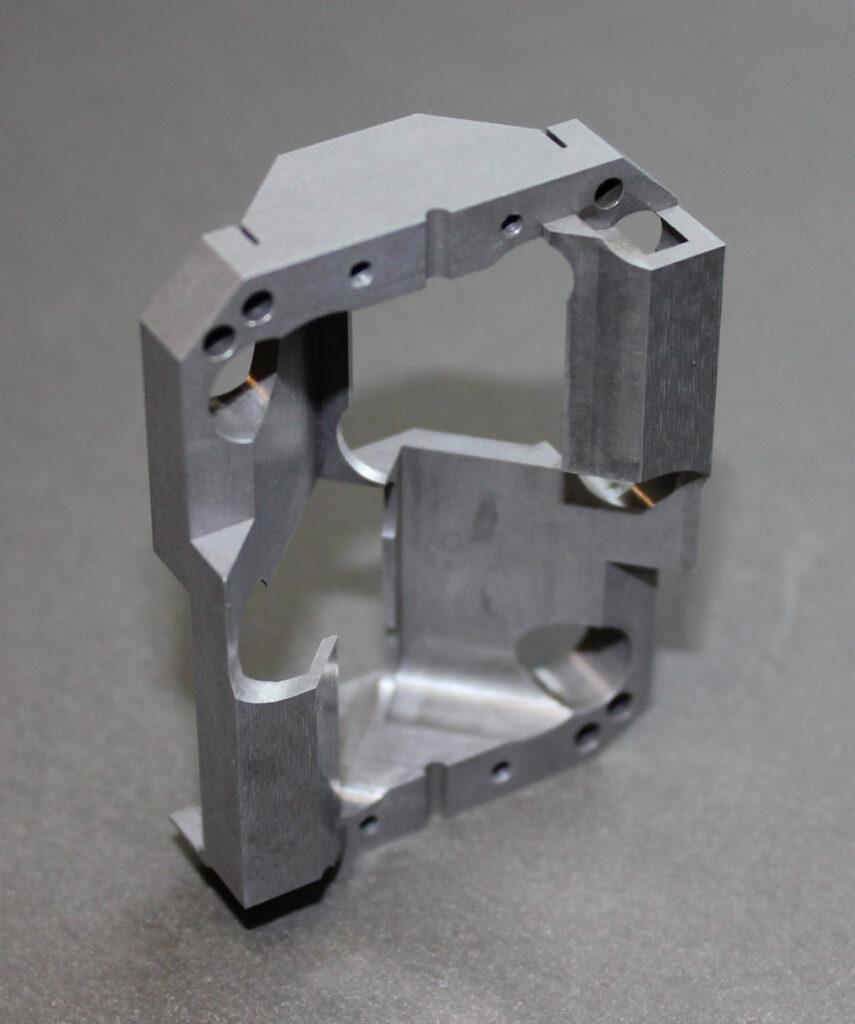 EDM-machining-aerospace-component