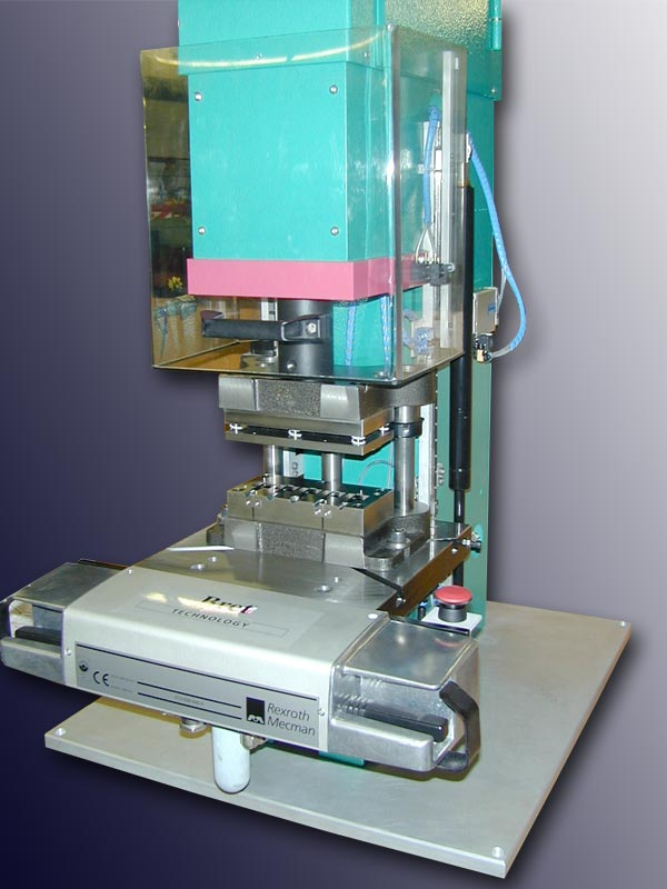 Press-Tool-Machine