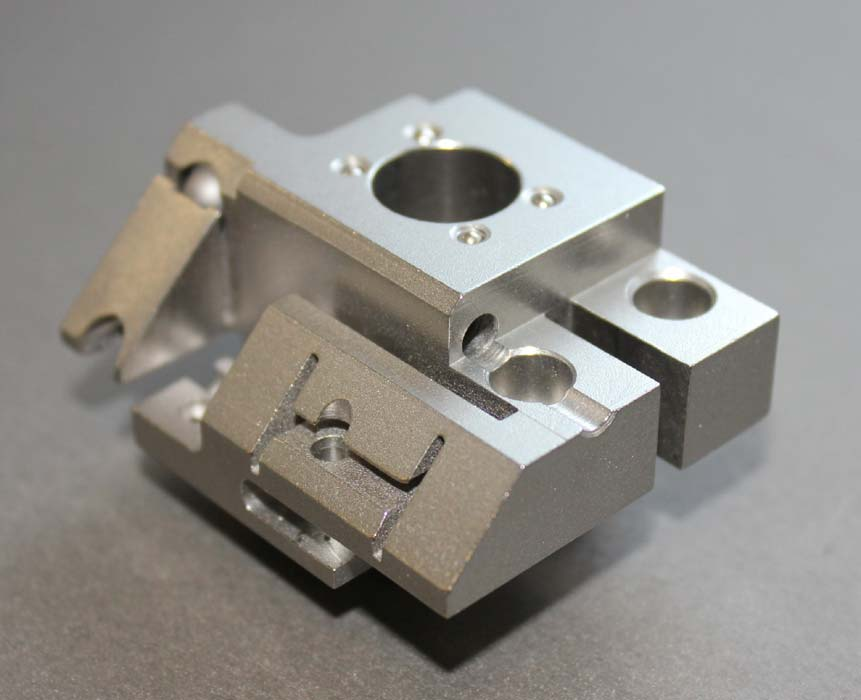 Semiconductor-Component-Machining