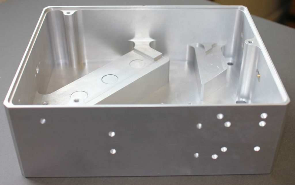 Defence-component-Machining